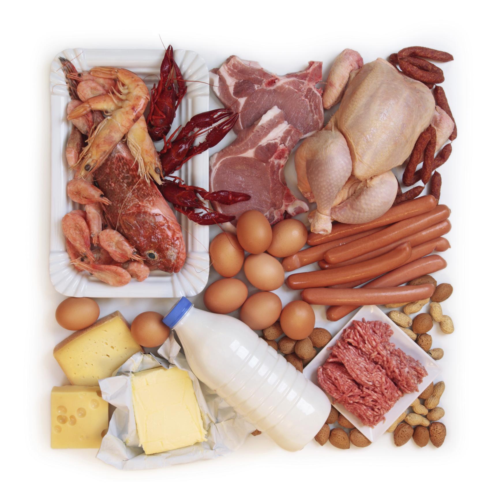 Baltyminis maistas