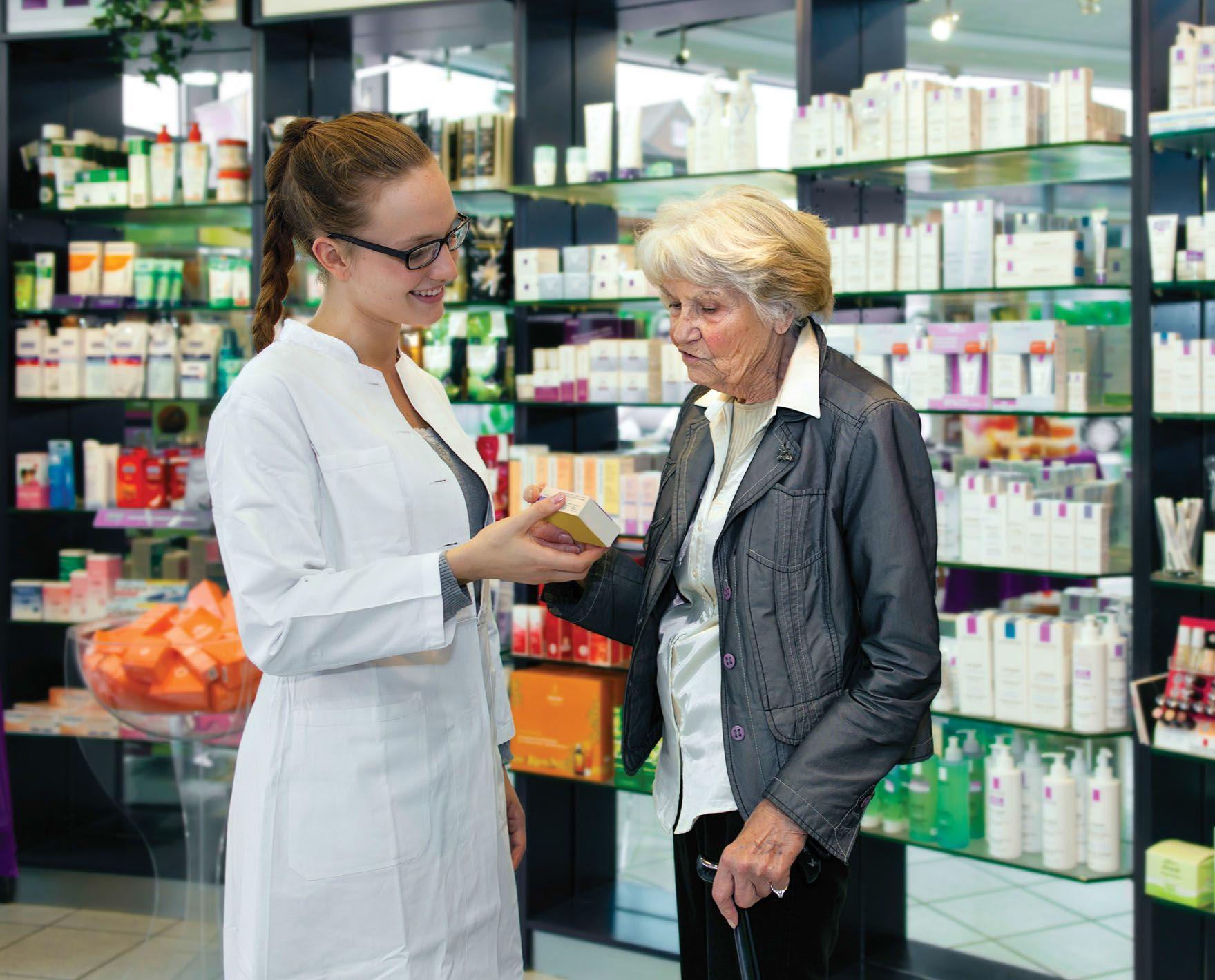 pensininkų laisvalaikis vaistinėse