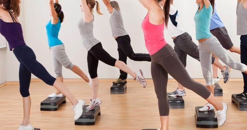 aerobikos stepas