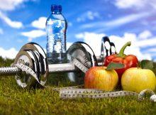 mityba sportuojant