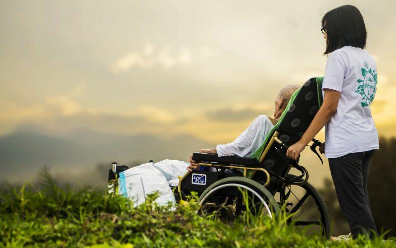 amiotrofinė šoninė sklerozė