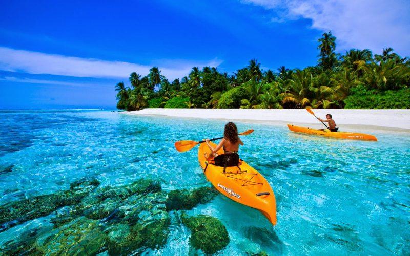 Kelionė į Maldyvus viskas įskaičiuota